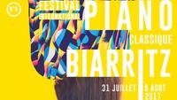 Festival International Piano Classique de Biarritz - 8ème édition