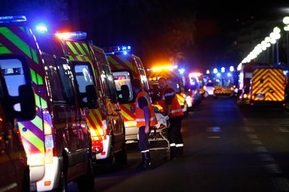 Policiers, pompiers et personnels de secours n'oublieront jamais ce qu'ils ont vu le 14 juillet 2016.