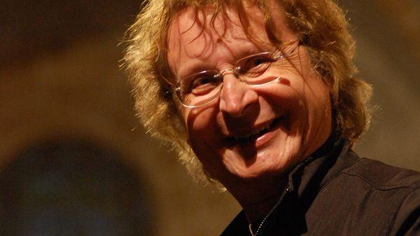Le compositeur Tristan Murail, ancien élève de Messiaen.