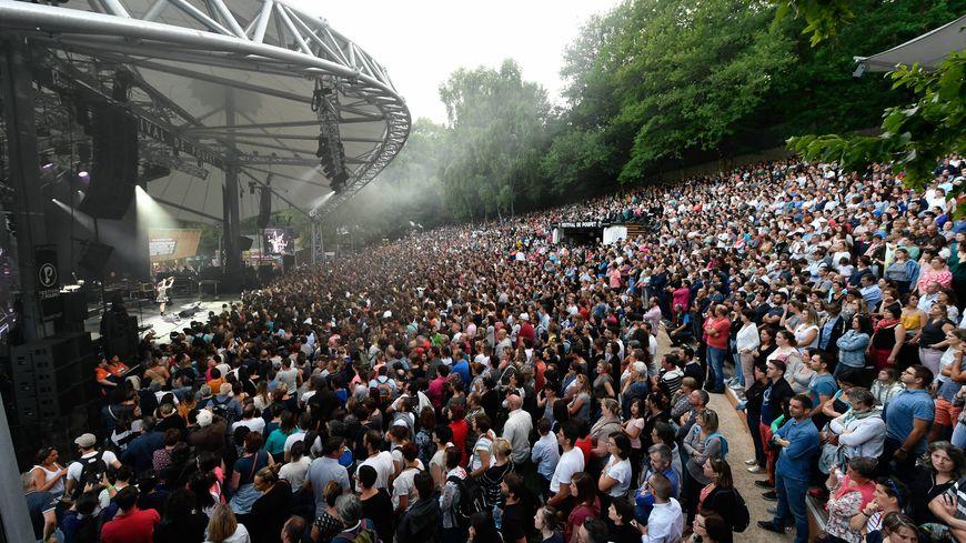 55 000 spectateurs sont venus cette année au festival de Poupet.