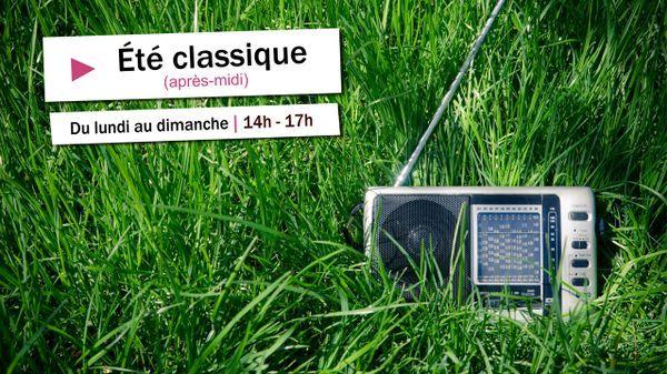 Été Classique par Odile Sambe de Ricaud : Rameau, Milhaud, Lili Boulanger...