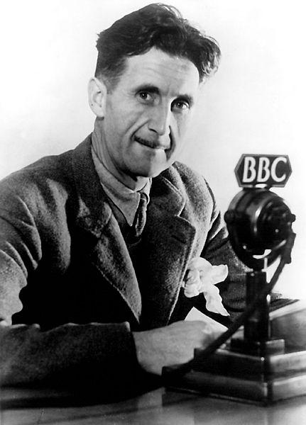 George Orwell à la BBC en 1940