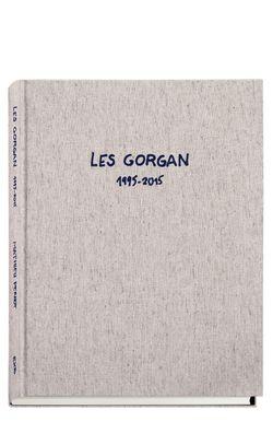 """Couverture du livre """"Les Gorgan"""""""