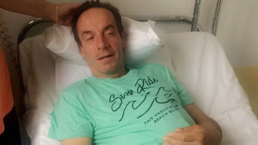 Naïm Mirena s'est échappé de l'hôpital de Châlons-en-Champagne le 9 juin (photo transmise par la famille).