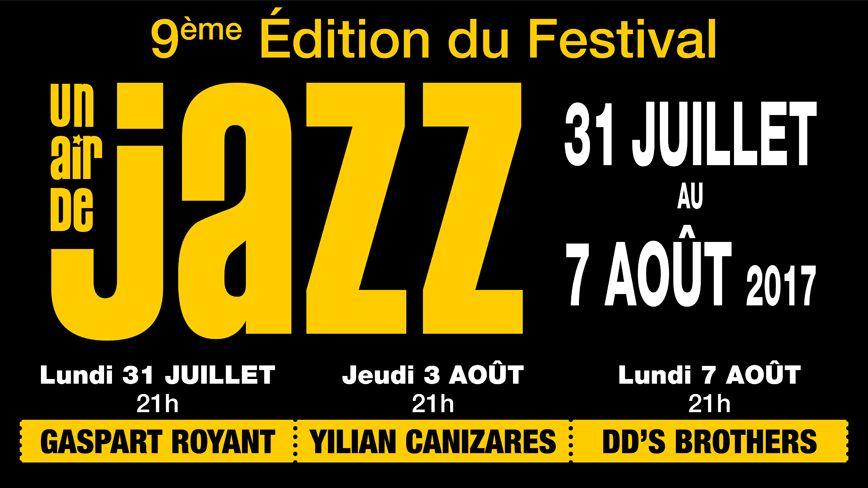 festival un air de jazz 2017