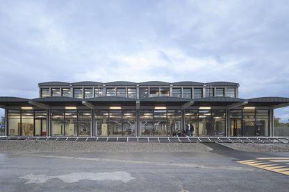 L'école Confluence à Lyon