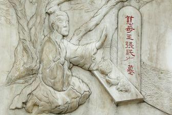 Temple taoiste du Nuage Blanc - Lao Tzeu - Pékin 2004
