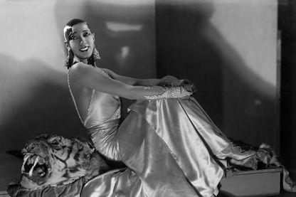 Joséphine Baker en 1929