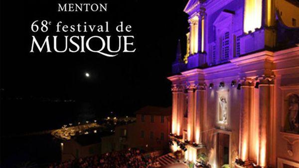 Festival de Musique de Menton - 68ème édition