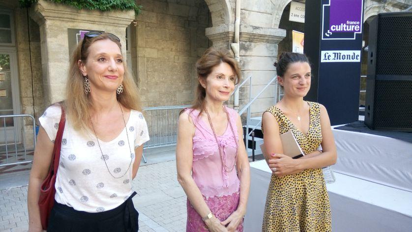 Laurence de Cock, Monique Canto-Sperber, Eugénie Bastié