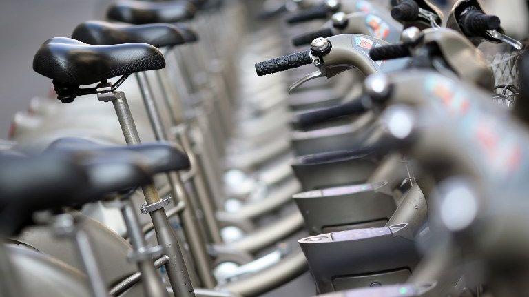 Les Vélib' ont été mis en place à Paris le 15 juillet 2007