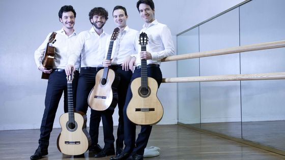 Quatuor Eclisses © Carole Bellaïche