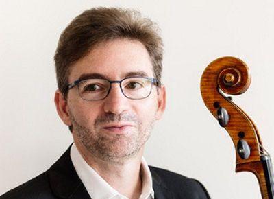 Guillaume Paoletti, violoncelle