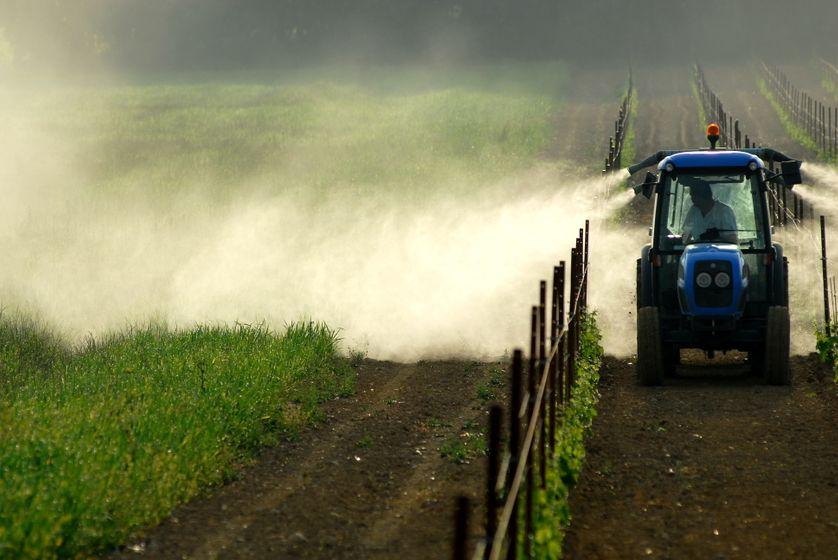 Agriculture et pesticides en France