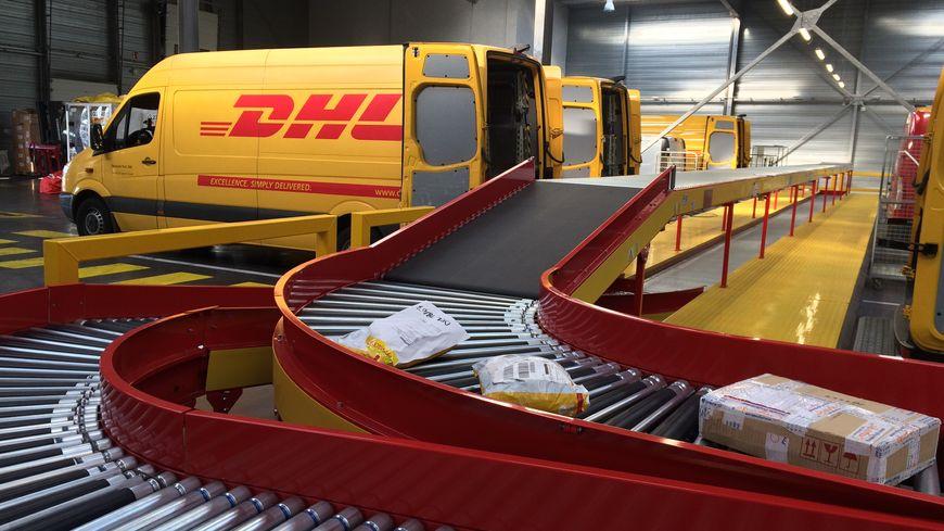 DHL Express à Harfleur est désormais installé dans un site 5 fois plus grand