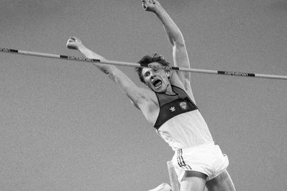 Sergei Bubka - 1986