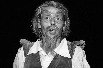 Jacques Brel dans l'Homme de la Mancha