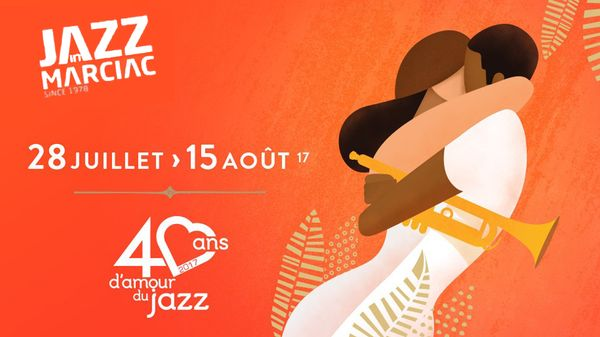 Jazz in Marciac 2017 :  Linda May Han Oh Quintet & Chris Potter/ Eric Bibb-Jean-Jacques Milteau / George Benson