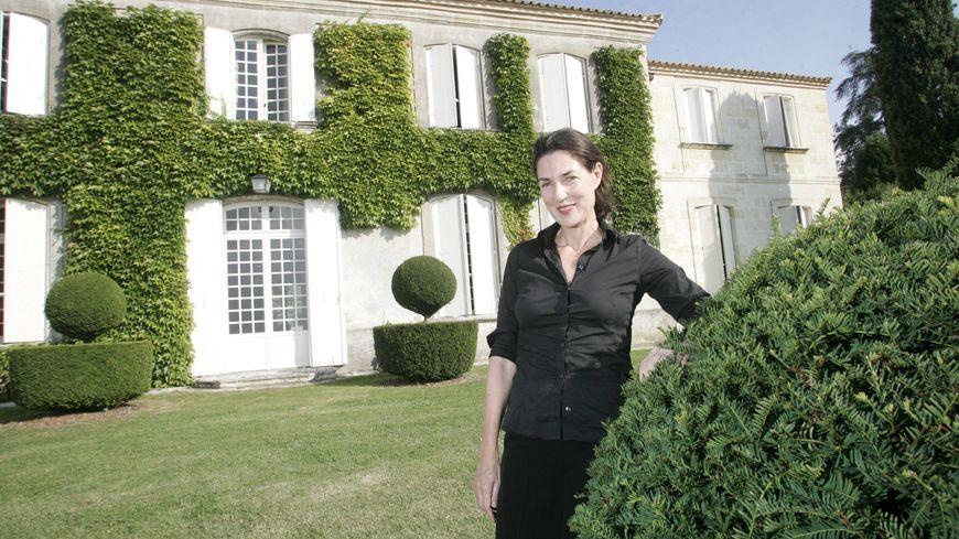 Christine Valette avait hissé le château Troplong-Mondot au rang de premier grand cru classe B de St Emilion