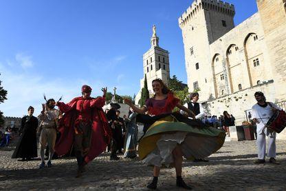 Au Festival d'Avignon
