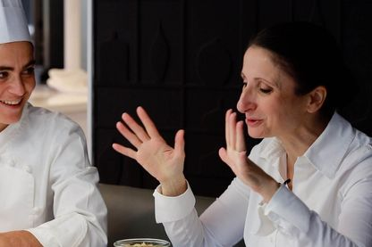 """Image extraite du documentaire """"A la recherche des femmes chefs"""" (2017)"""