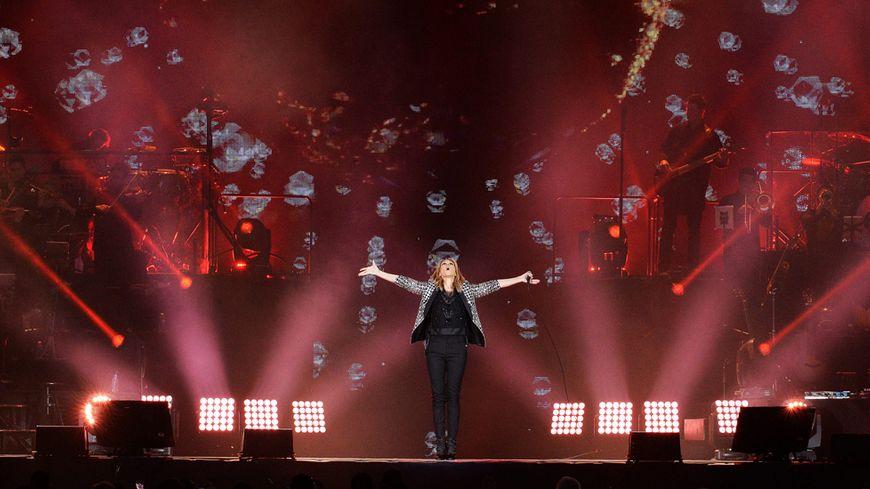 Céline Dion a fait chavirer le public marseillais