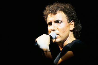 Bernard Lavillers, Olympia - mai 1984