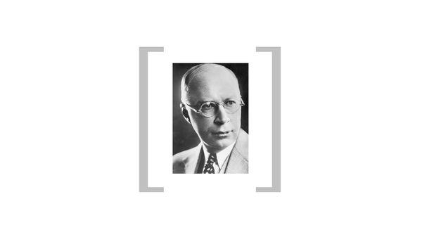 Prokofiev à Moscou en 1945 (1/5)
