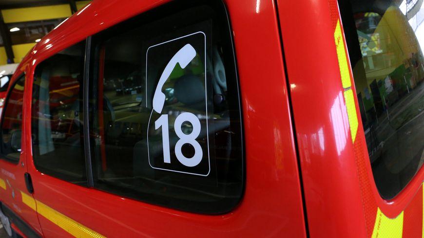 Véhicule des pompiers (photo d'illustration).