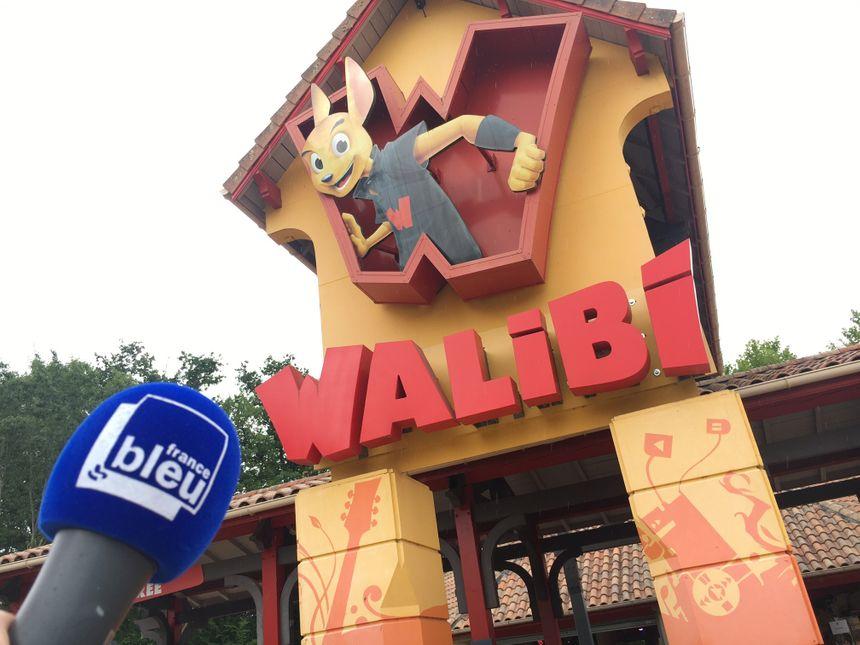 Walibi France Bleu