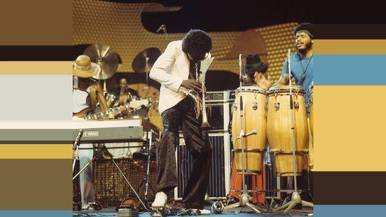 Miles Davis à Montreux le 08 juillet 1973