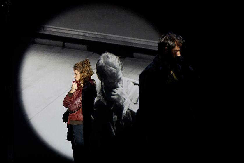 """""""Memories of Sarajevo"""" par le Birgit Ensemble © Christophe Raynaud De Lage"""