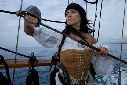 Chez les pirates, il y a aussi les femmes