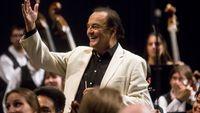 Charles Dutoit fait ses adieux à l'Orchestre du Festival de Verbier