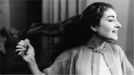 L'été de la Callas