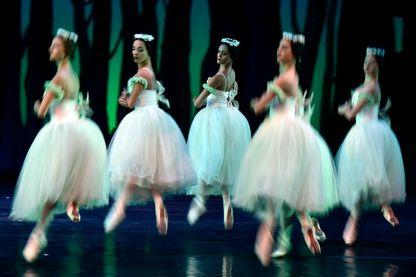 Le ballet National de Cuba