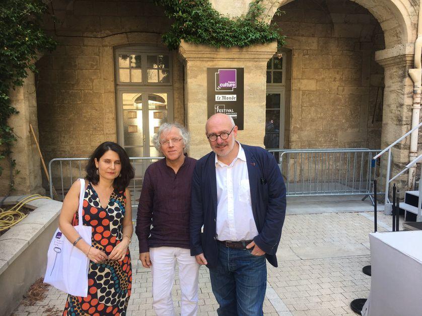 Sophie Wahnich, Pascal Ory, Frédéric Rouvillois