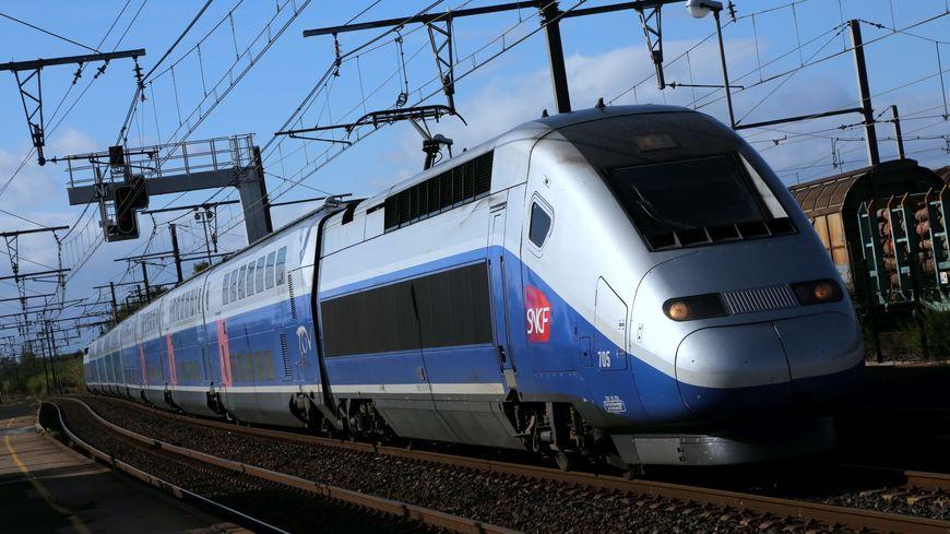 Le TGV pourrait bien un jour arriver à Limoges... mais le rapport Delebarre préconise que ce soit le cas via la ligne Poitiers-Limoges existante