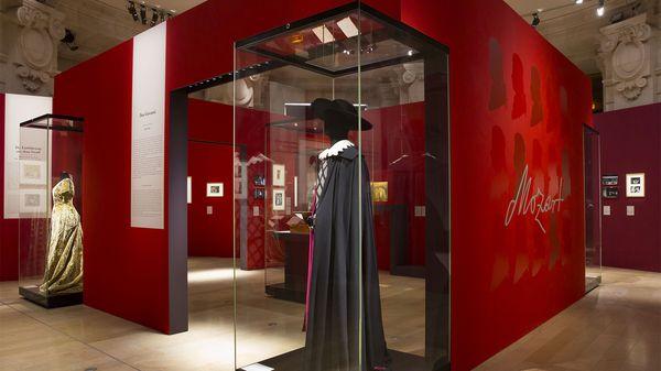 Mozart à l'heure française dans une exposition à l'Opéra de Paris