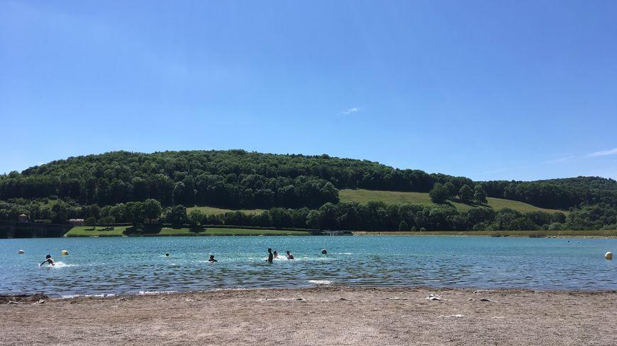 Le réservoir de Grosbois-en-Montagne