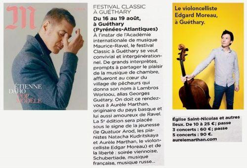 Festival Classic à Guéthary, 5e édition