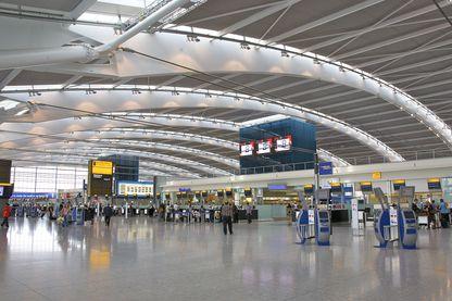 L'aéroport de Roissy