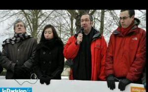 Intervention d'Eric Mouzin en 2010