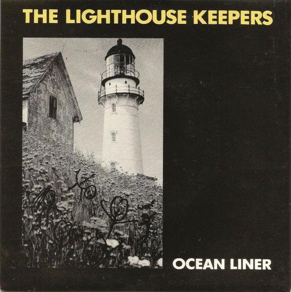 """Pochette de l'album de Lighthouse Keepers """"Ocean Liner"""""""