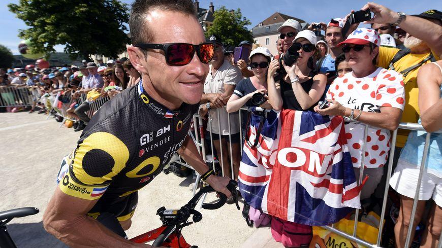 Thomas Voeckler, chouchou du public du Tour de France