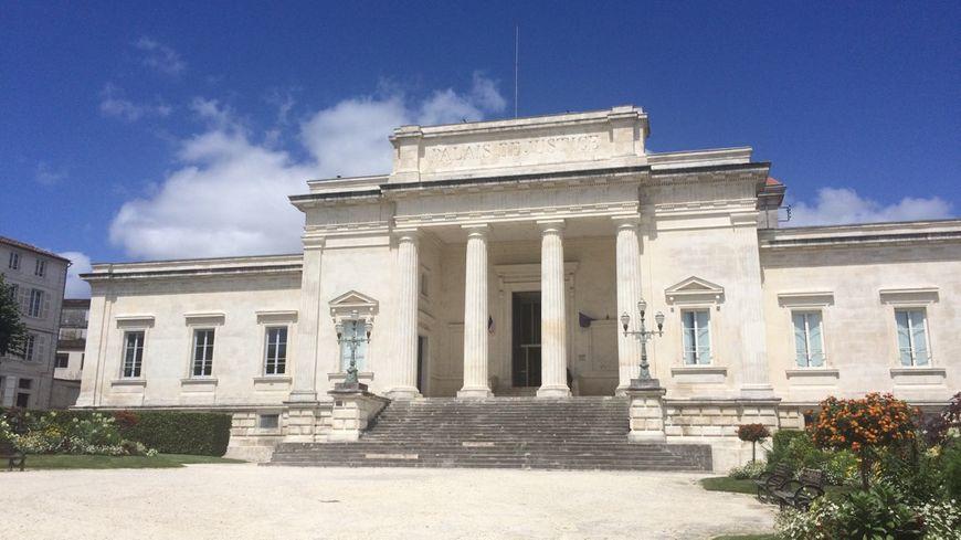 Le tribunal de grande instance de Saintes