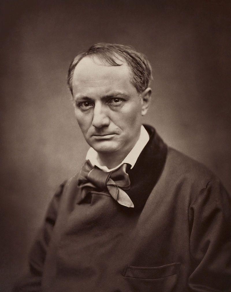 Portrait de Charles Baudelaire