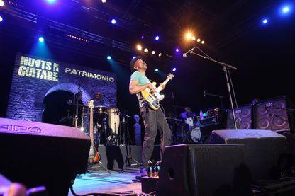 Les nuits de la guitare de Patrimonio en 2015