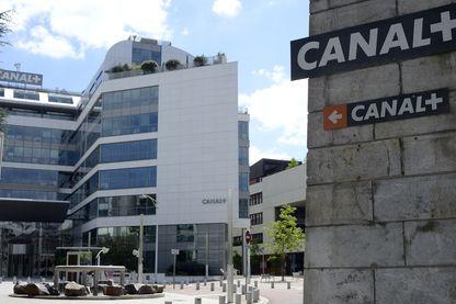 Le siège de Canal +