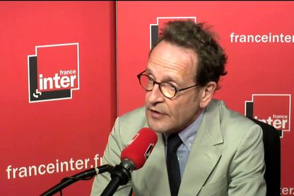 """Gilles Le Gendre, député """"La République En Marche"""", porte parole du groupe à l'Assemblée Nationale."""